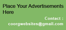 Coorg Advertising